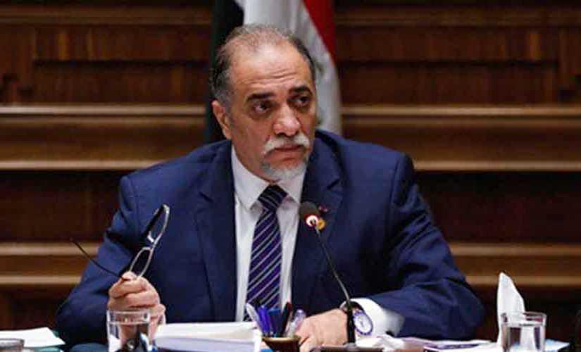 النائب عبدالهادى القصبي، رئيس ائتلاف دعم مصر