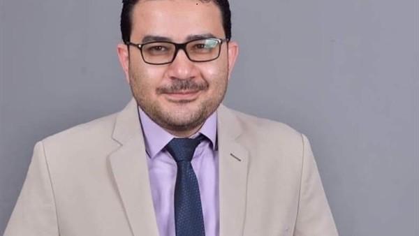 حاتم بكر عضو مجلس الاعمال المصري السويسري