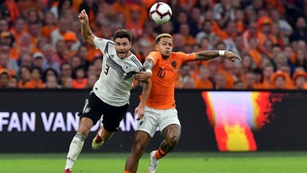 بث مباشر مباراة ألمانيا وهولندا