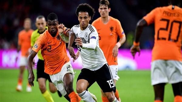 مشاهدة مباراة المانيا وهولندا