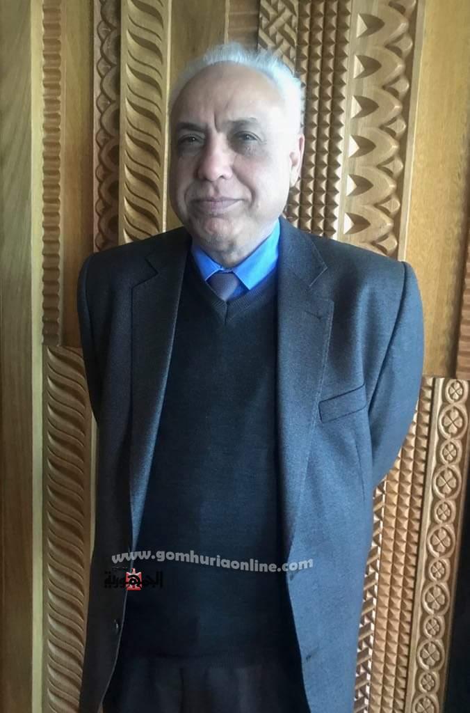 الاستاذ الدكتور محمد عبد الوهاب