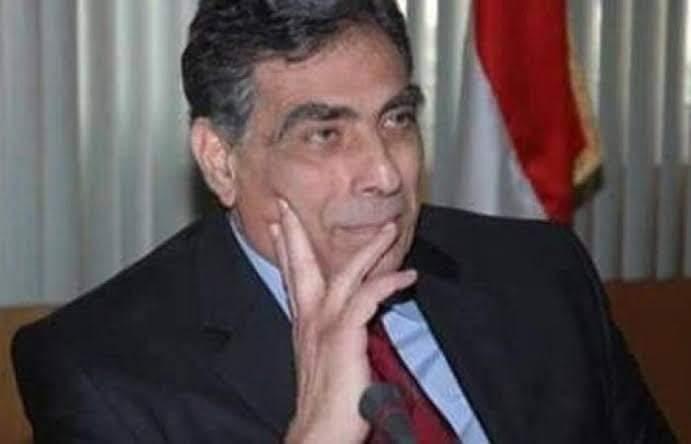 اللواء دكتور محمد شفيق زكي