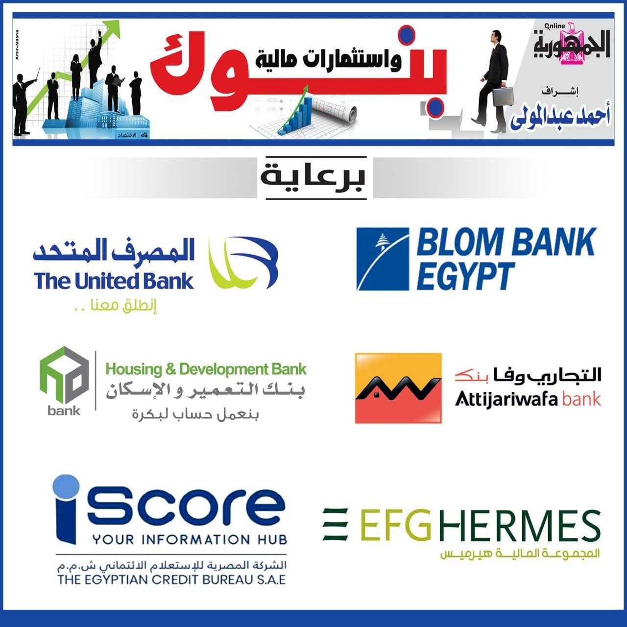 بنوك ومؤسسات مالية