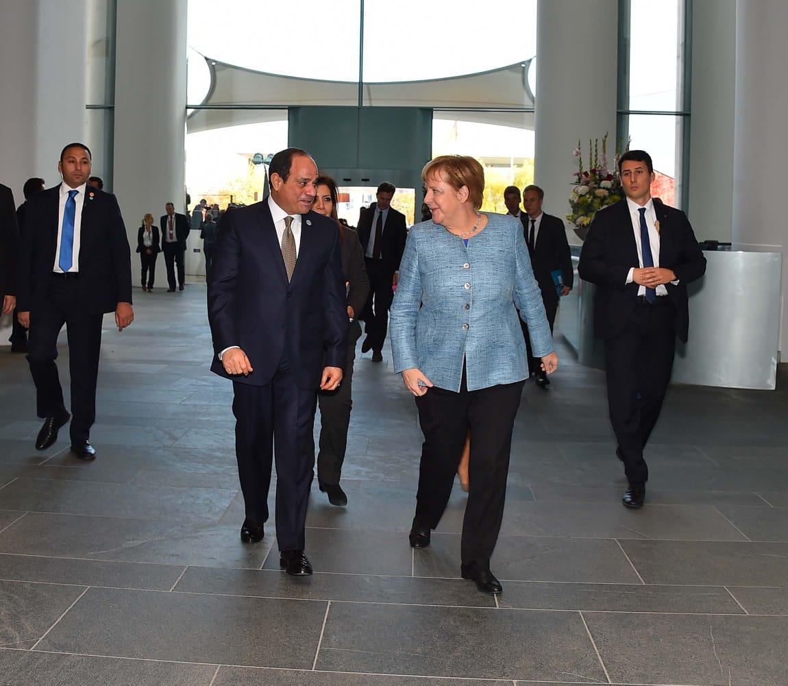 زيارة الرئيس لألمانيا