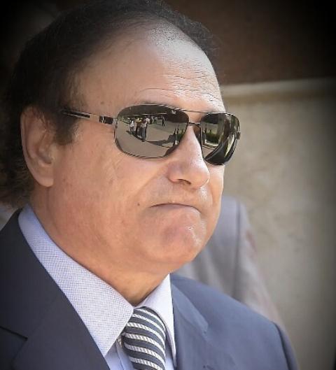 سعد عباس  - رئيس مجلس ادارة شركة صوت القاهرة الاسبق