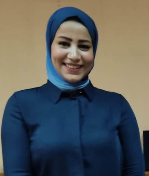منى غازي - أخصائي صحة نفسية وعلاقات اسرية