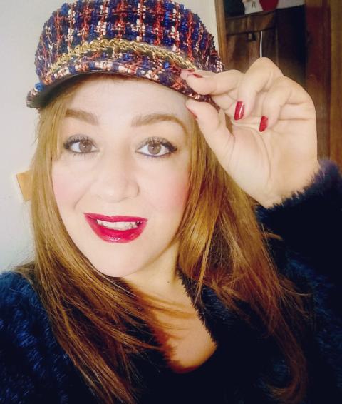 منال عازر - رئيس تحرير بالتلفزيون المصرى