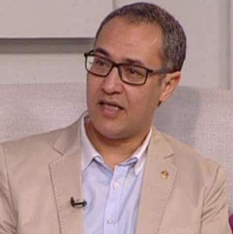 د. وائل محمد رضا - أمين عام مؤسسة العمل التطوعي من أجل مصر