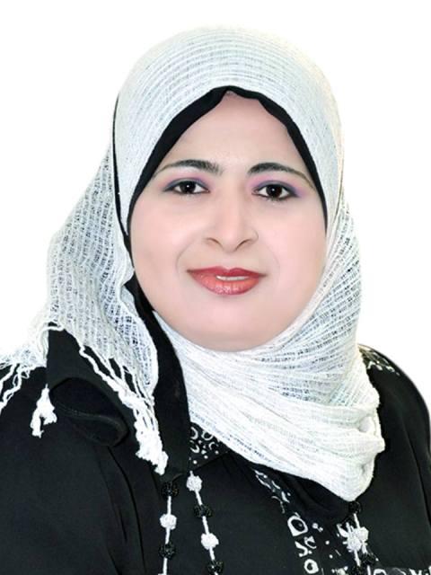 الدكتور أمنية محسن المدرس بمعهد دراسات علوم المسنين بجامعة بني سويف