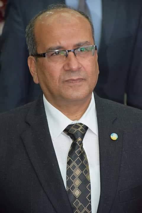رئيس شركة المياه المهندس احمد جابر