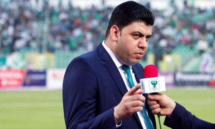 محمد الخولي نائب رئيس المصري