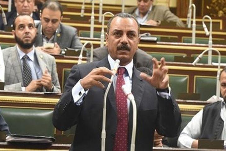 النائب إيهاب الطماوي وكيل اللجنة التشريعية بمجلس النواب