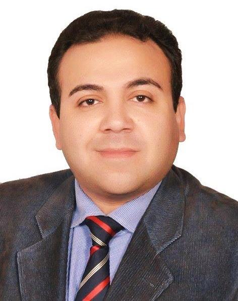 كريم كمال رئيس الأتحاد العام لأقباط من أجل الوطن