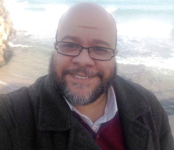عبدالعزيز الشناوى الأمين عام المساعد لحزب العدل قطاع غرب الجمهورية