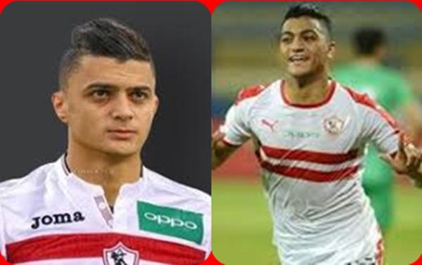مصطفى محمد و عمر السعيد