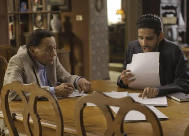 حمدى المرغنى يوجه رسالة عتاب للزعيم عادل امام   تعرف عليها