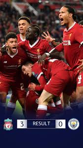ليفربول ضد مانشستر سيتى فى قمة البريميرليج