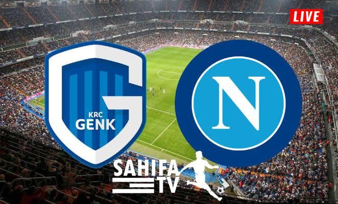 بث مباشر مباراة نابولي وجينك اليوم الثلاثاء 10 - 12 - 2019