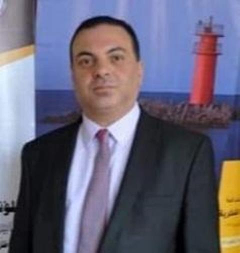 الدكتور عماد الدين محمود عيد