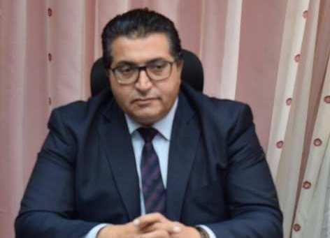 محمد حامد عقل وكيل وزارة التربية والتعليم بجنوب سيناء