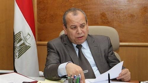 الدكتور إسماعيل عبدالحميد طه، محافظ كفرالشيخ