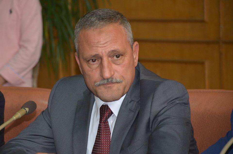 اللواء حمدى عثمان محافظ الإسماعيلية