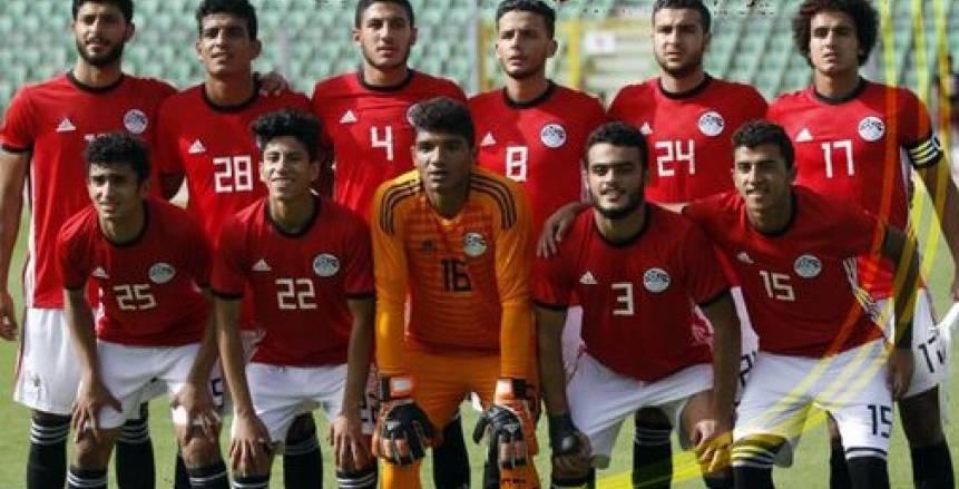 مشاهدة مباراة منتخب مصر الاوليمبى ومنتخب غانا الاوليمبى يلا شوت