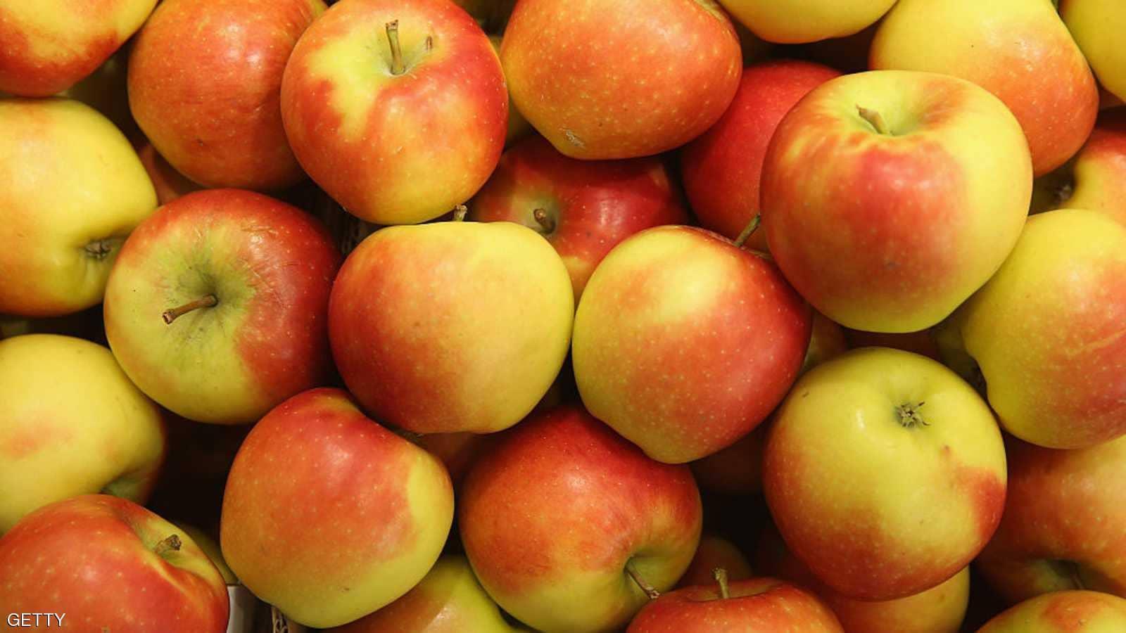 التفاح يقي من الإصابة بأمراض خطيرة