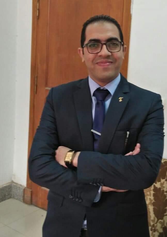طه وكيلا لكليه الطفوله ببنى سويف