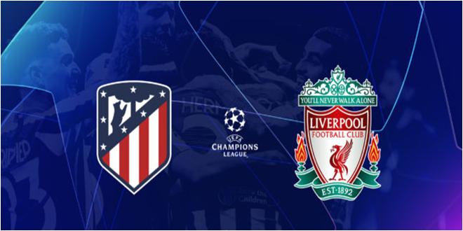 بث مباشر مباراة ليفربول واتلتيكو مدريد