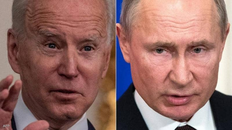 قمة بوتن وبايدن.. لافروف يتحدث عن