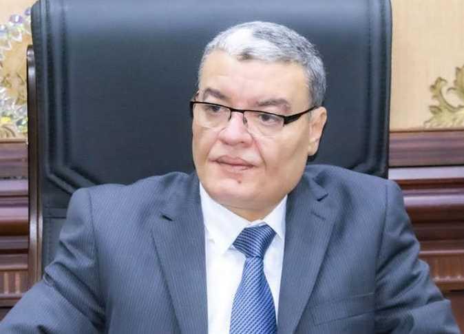 محافظ المنيا يهنئ الرئيس بعيد الفطر