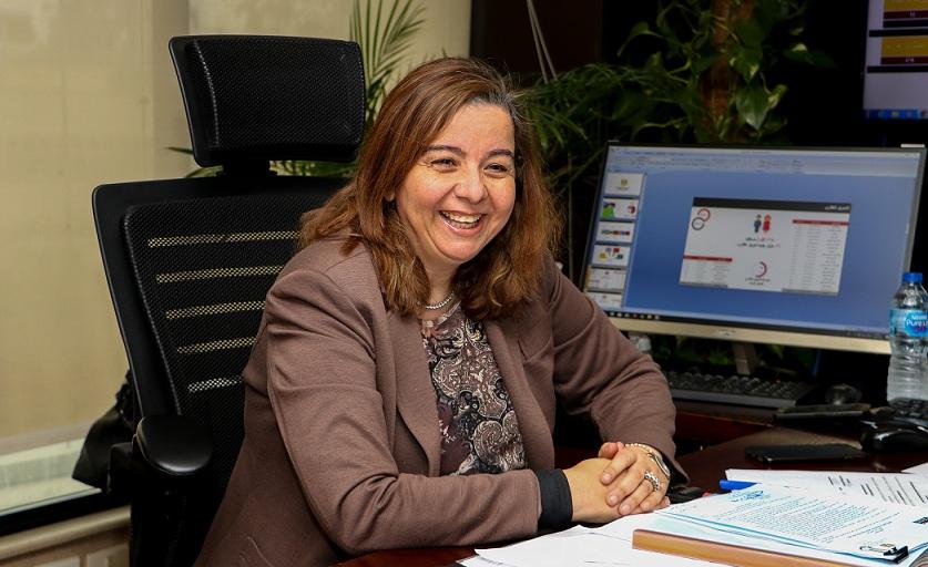 مى عبدالحميد، الرئيس التنفيذي لصندوق الإسكان الاجتماعي