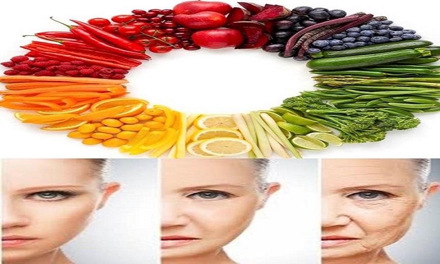 اغذية تحارب الشيخوخة وتؤخرها