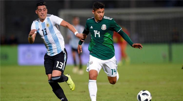 بث مباشر مباراة الأرجنتين والمكسيك