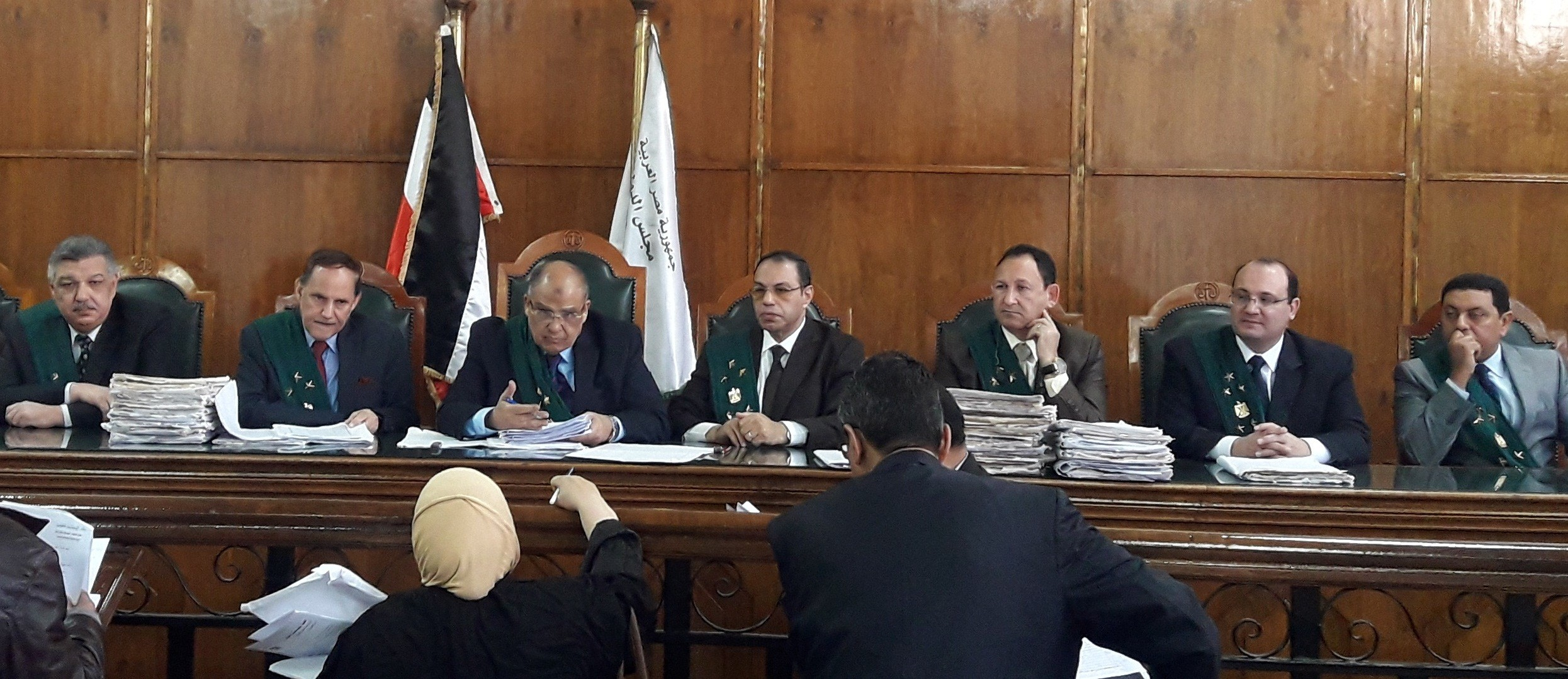 هيئة الدائره الثالثه بالمحكمة الإدارية العليا