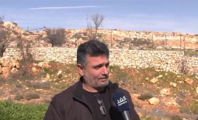 حسن بريجية مدير هيئة مقاومة الجدار والاستيطان