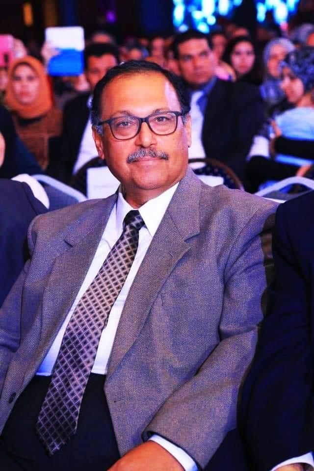 الدكتور أشرف سعد جلال نقيب أطباء الإسكندرية الجديد