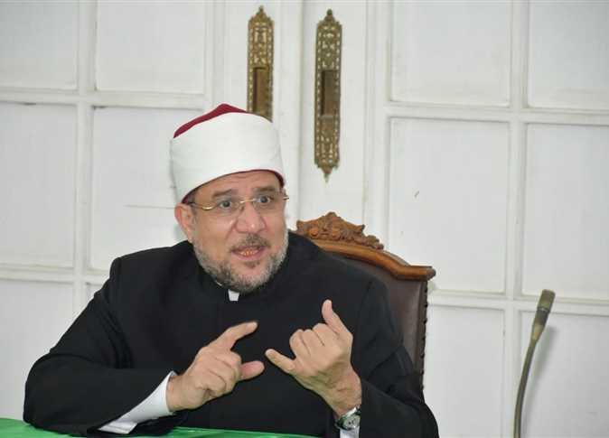 الدكتور محمد مختار جمعه