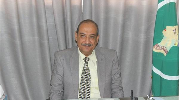 خالد عبد الرءوف رئيس مدينة مطاى