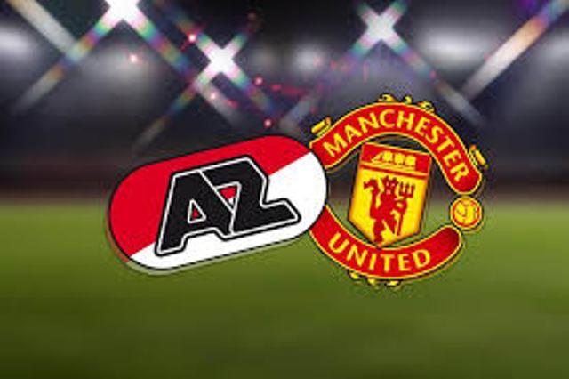 بث مباشر مباراة مانشستر يونايتد وآي زي ألكمار