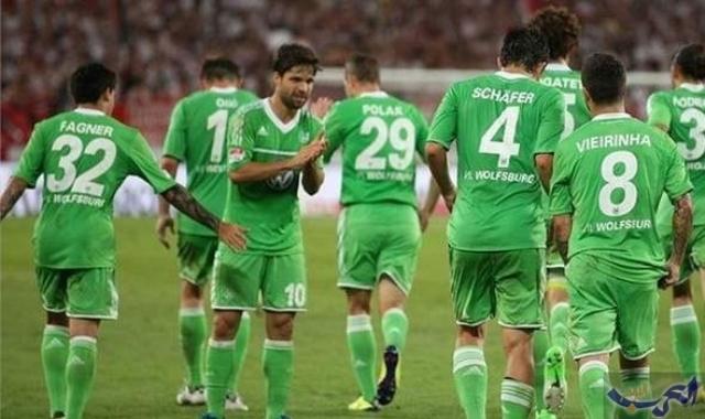 مباراة روما ضد فولفسبرجر ايه سي