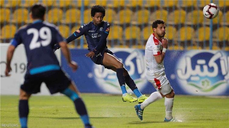 بث مباشر مباراة الزمالك وبيراميدز فى الدوري المصري الممتاز