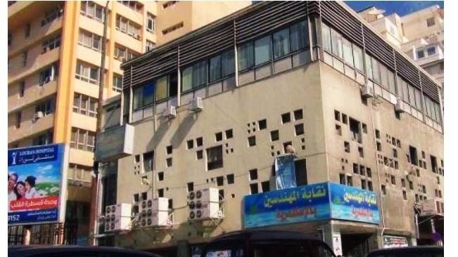 نقابة المهندسين الفرعية بالإسكندرية