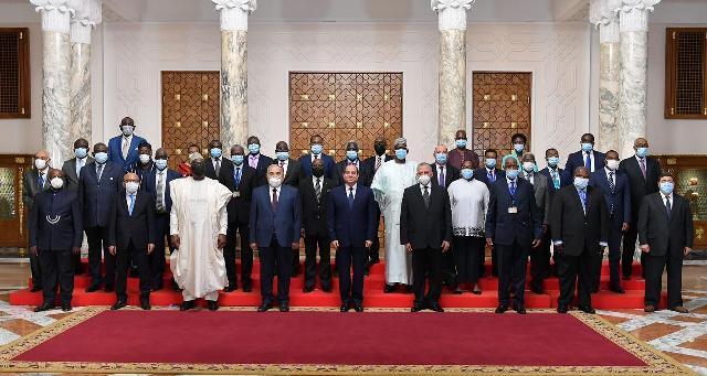 الرئيس السيسي: مصر حاربت الإرهاب بالتوازي مع جهود التنمية الشاملة