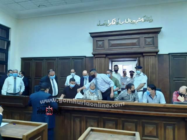لجنة الأنتخابات بمحكمة شرق الإسكندريه الإبتدائية