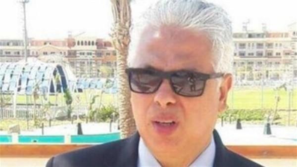 اللواء جمال الرشيدى، مدير أمن البحيرة