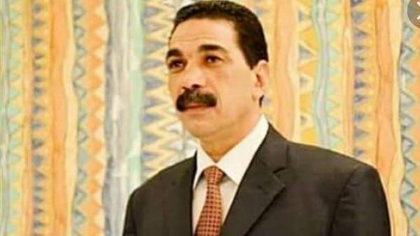 اللواء هشام الشافعى