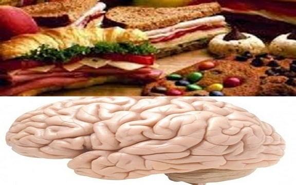 اطعمه تدمر المخ