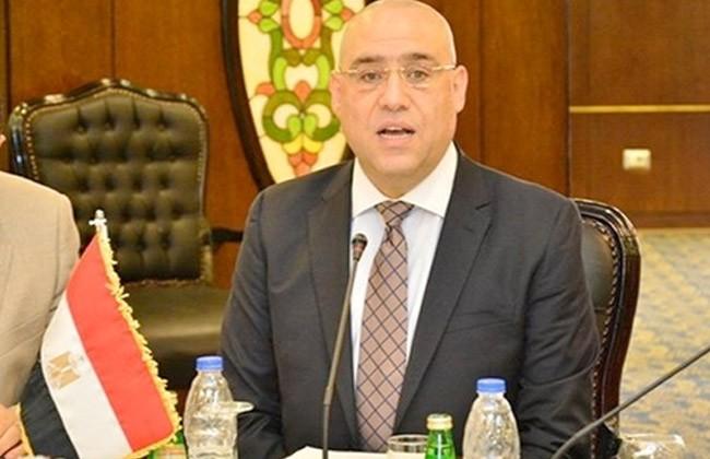 عاصم الجزار وزير الإسكان والمرافق والمجتماعات العمرانية
